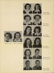 Page 13, 1948 Edition, McPherson High School - Bullpup Yearbook (Mcpherson, KS) online yearbook collection