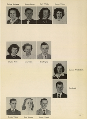 Page 15, 1948 Edition, McPherson High School - Bullpup Yearbook (Mcpherson, KS) online yearbook collection
