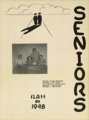 Page 7, 1948 Edition, McPherson High School - Bullpup Yearbook (Mcpherson, KS) online yearbook collection