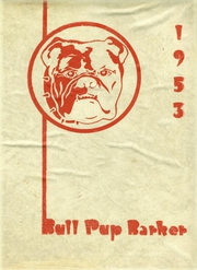 McPherson High School - Bullpup Yearbook (Mcpherson, KS) online yearbook collection, 1953 Edition, Page 1