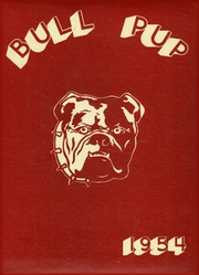 McPherson High School - Bullpup Yearbook (Mcpherson, KS) online yearbook collection, 1954 Edition, Page 1