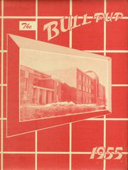 McPherson High School - Bullpup Yearbook (Mcpherson, KS) online yearbook collection, 1955 Edition, Page 1