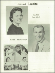 Page 12, 1957 Edition, McPherson High School - Bullpup Yearbook (Mcpherson, KS) online yearbook collection