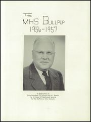 Page 7, 1957 Edition, McPherson High School - Bullpup Yearbook (Mcpherson, KS) online yearbook collection