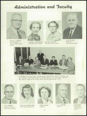 Page 8, 1957 Edition, McPherson High School - Bullpup Yearbook (Mcpherson, KS) online yearbook collection