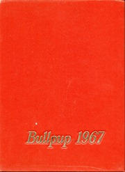 McPherson High School - Bullpup Yearbook (Mcpherson, KS) online yearbook collection, 1967 Edition, Page 1