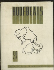Page 1, 1959 Edition, Southeast High School - Hoofbeats Yearbook (Wichita, KS) online yearbook collection