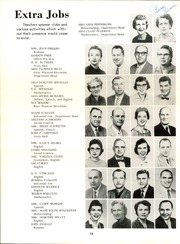 Page 16, 1959 Edition, Southeast High School - Hoofbeats Yearbook (Wichita, KS) online yearbook collection