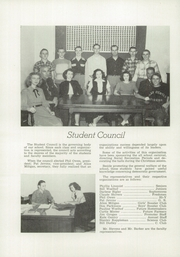 Page 16, 1949 Edition, Clay County Community High School - Orange and Black Yearbook (Clay Center, KS) online yearbook collection
