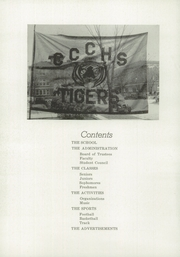 Page 8, 1949 Edition, Clay County Community High School - Orange and Black Yearbook (Clay Center, KS) online yearbook collection