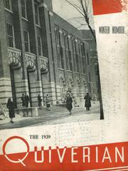 Page 1, 1939 Edition, Wyandotte High School - Quiverian Yearbook (Kansas City, KS) online yearbook collection