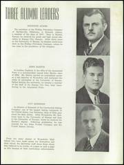 Page 13, 1939 Edition, Wyandotte High School - Quiverian Yearbook (Kansas City, KS) online yearbook collection