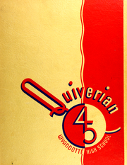 Page 1, 1945 Edition, Wyandotte High School - Quiverian Yearbook (Kansas City, KS) online yearbook collection