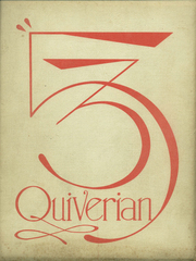 1953 Edition, Wyandotte High School - Quiverian Yearbook (Kansas City, KS)