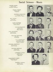 Page 13, 1954 Edition, Wyandotte High School - Quiverian Yearbook (Kansas City, KS) online yearbook collection