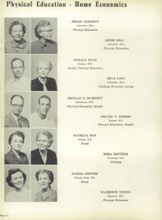 Page 16, 1954 Edition, Wyandotte High School - Quiverian Yearbook (Kansas City, KS) online yearbook collection