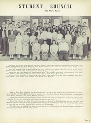 Page 17, 1954 Edition, Wyandotte High School - Quiverian Yearbook (Kansas City, KS) online yearbook collection