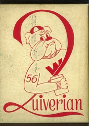 1956 Edition, Wyandotte High School - Quiverian Yearbook (Kansas City, KS)