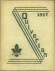 1957 Edition, Wyandotte High School - Quiverian Yearbook (Kansas City, KS)