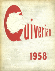 Page 1, 1958 Edition, Wyandotte High School - Quiverian Yearbook (Kansas City, KS) online yearbook collection