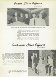 Page 15, 1958 Edition, Wyandotte High School - Quiverian Yearbook (Kansas City, KS) online yearbook collection