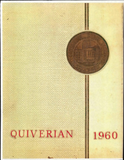 1960 Edition, Wyandotte High School - Quiverian Yearbook (Kansas City, KS)