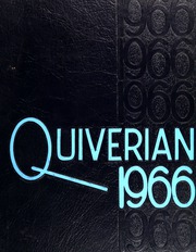 1966 Edition, Wyandotte High School - Quiverian Yearbook (Kansas City, KS)