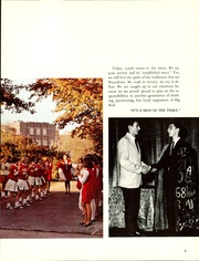 Page 13, 1969 Edition, Wyandotte High School - Quiverian Yearbook (Kansas City, KS) online yearbook collection