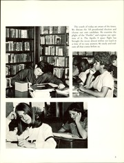 Page 9, 1969 Edition, Wyandotte High School - Quiverian Yearbook (Kansas City, KS) online yearbook collection