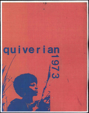 1973 Edition, Wyandotte High School - Quiverian Yearbook (Kansas City, KS)