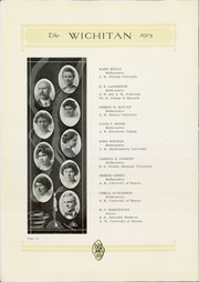Page 14, 1915 Edition, East High School - Echoes Yearbook (Wichita, KS) online yearbook collection