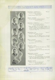 Page 10, 1917 Edition, East High School - Echoes Yearbook (Wichita, KS) online yearbook collection