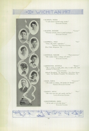 Page 12, 1917 Edition, East High School - Echoes Yearbook (Wichita, KS) online yearbook collection