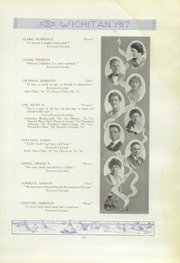 Page 13, 1917 Edition, East High School - Echoes Yearbook (Wichita, KS) online yearbook collection