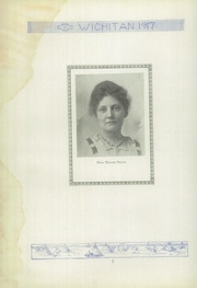 Page 4, 1917 Edition, East High School - Echoes Yearbook (Wichita, KS) online yearbook collection