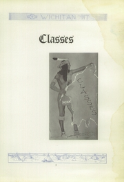 Page 7, 1917 Edition, East High School - Echoes Yearbook (Wichita, KS) online yearbook collection