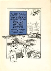 Page 7, 1929 Edition, East High School - Echoes Yearbook (Wichita, KS) online yearbook collection