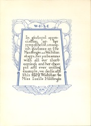 Page 9, 1929 Edition, East High School - Echoes Yearbook (Wichita, KS) online yearbook collection