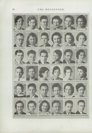 Page 20, 1933 Edition, East High School - Echoes Yearbook (Wichita, KS) online yearbook collection
