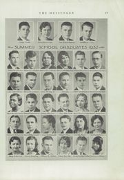 Page 21, 1933 Edition, East High School - Echoes Yearbook (Wichita, KS) online yearbook collection