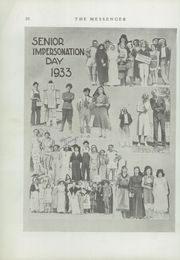 Page 22, 1933 Edition, East High School - Echoes Yearbook (Wichita, KS) online yearbook collection