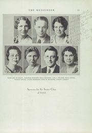 Page 23, 1933 Edition, East High School - Echoes Yearbook (Wichita, KS) online yearbook collection