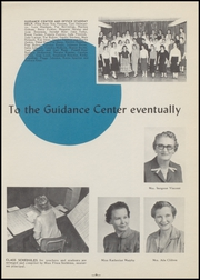 Page 15, 1957 Edition, East High School - Echoes Yearbook (Wichita, KS) online yearbook collection