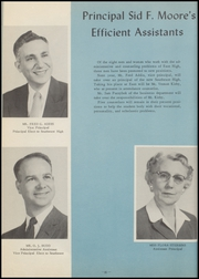 Page 16, 1957 Edition, East High School - Echoes Yearbook (Wichita, KS) online yearbook collection