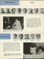 Page 15, 1958 Edition, East High School - Echoes Yearbook (Wichita, KS) online yearbook collection