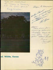 Page 3, 1958 Edition, East High School - Echoes Yearbook (Wichita, KS) online yearbook collection
