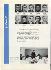 Page 16, 1962 Edition, East High School - Echoes Yearbook (Wichita, KS) online yearbook collection