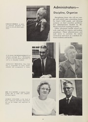 Page 14, 1965 Edition, East High School - Echoes Yearbook (Wichita, KS) online yearbook collection