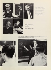 Page 17, 1965 Edition, East High School - Echoes Yearbook (Wichita, KS) online yearbook collection