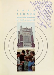 Page 5, 1965 Edition, East High School - Echoes Yearbook (Wichita, KS) online yearbook collection
